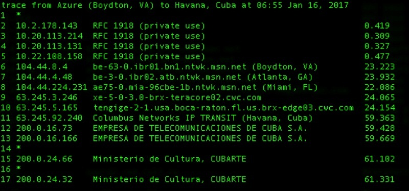 traceroute_to_cuba_via_cwnetworks