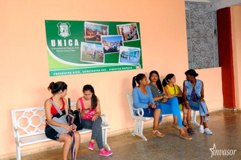 Ciego de Avila,Unica ,Estudiantes Universitarios (NDM)